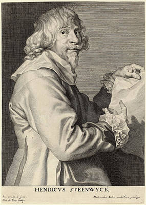 Paulus Pontius After Sir Anthony Van Dyck Print by Quint Lox