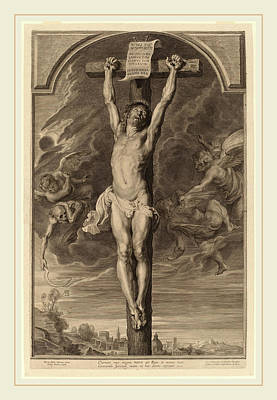 Paulus Pontius, After Sir Peter Paul Rubens Flemish Print by Litz Collection
