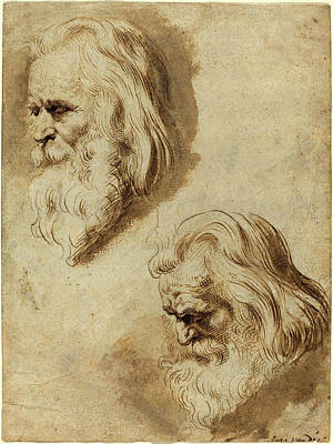 Paulus Pontius After Sir Peter Paul Rubens Print by Litz Collection