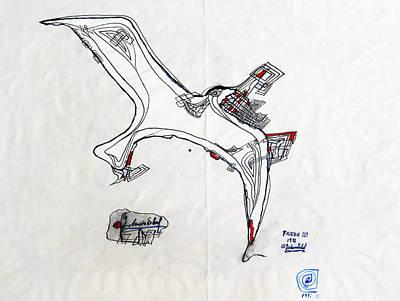 Peace Friede Original by Dietmar Scherf