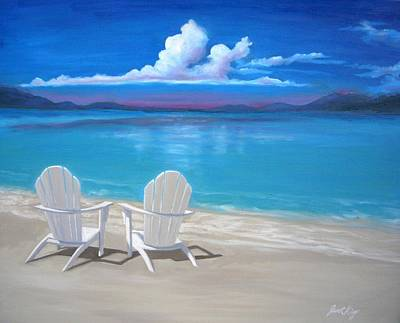Painting - Peace by Janet King