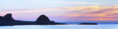 Costal Photograph - Peacefull Hues by Mark Kiver