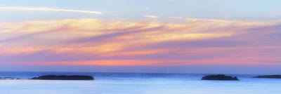 Costal Photograph - Peaches And Cream by Mark Kiver
