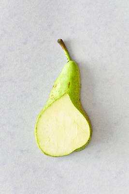 Violet Photograph - Pear by Tom Gowanlock