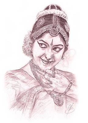 Fid Painting - Pencil Works by Nitin Kumar