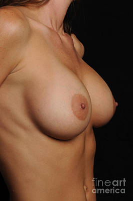Perfect Breasts Print by Jt PhotoDesign