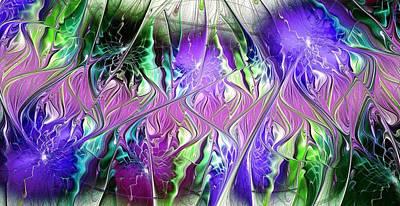 Ambiguity Digital Art - Permanent Liminality by Anastasiya Malakhova