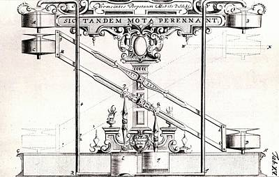 Perpetual Motion Machine Print by Universal History Archive/uig
