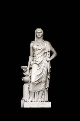 Prado Photograph - Perseverance by Fabrizio Troiani