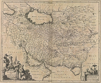 Het Photograph - Persia by British Library