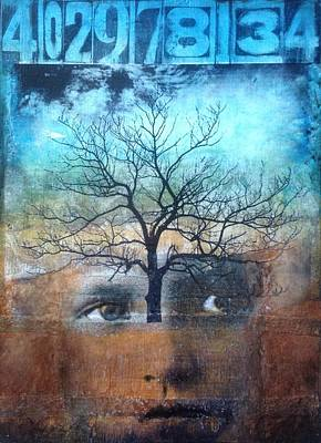 Mixed Media - Personal Growth by Susan McCarrell
