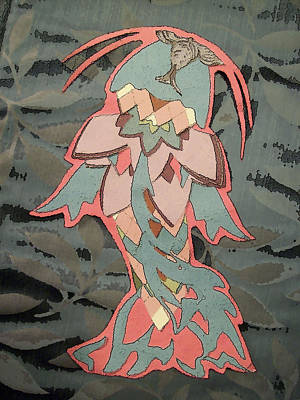 Catfish Mixed Media - Pesca De La Flora by Alison  Grieco