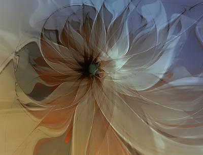 Petal Soft Print by Amanda Moore