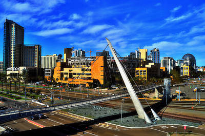 Petco Park Print by See My  Photos