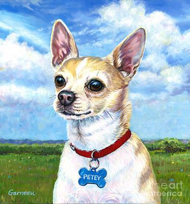 Petey Original by Catherine Garneau