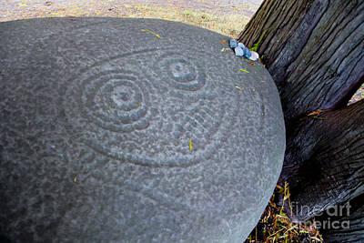 Petroglyph Original by Graham Foulkes