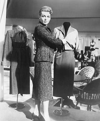 1950s Portraits Photograph - Peyton Place, Lana Turner, 1957, Tm & by Everett