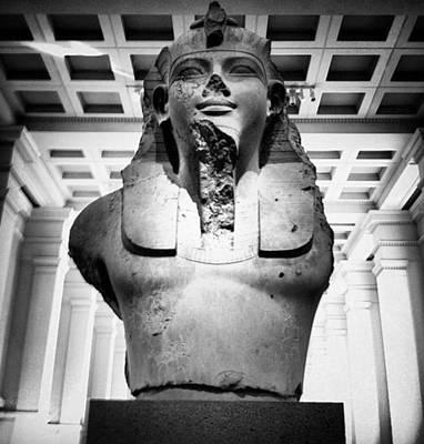Cdkirven Mixed Media - Pharaoh by CD Kirven