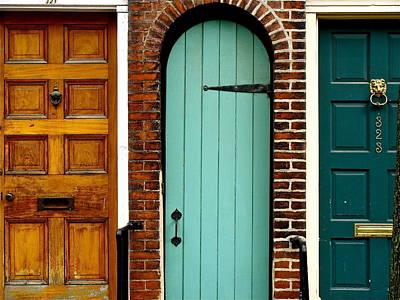 Philadelphia Colonial Original by Ira Shander