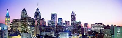 Philadelphia Pa Print by Panoramic Images