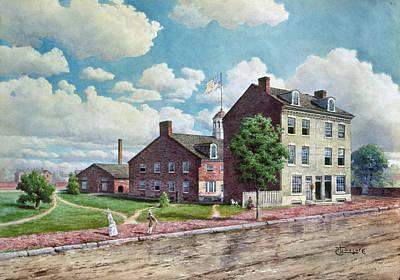 Philadelphia U Print by Granger