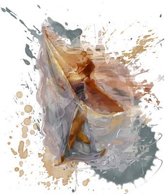 Phoenix Print by Alison Schmidt Carson