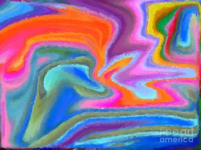 Beautiful Digital Art - Phoenix by Chris Butler
