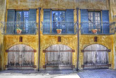 Andretti Photograph - Pick A Door by Wendy Elliott
