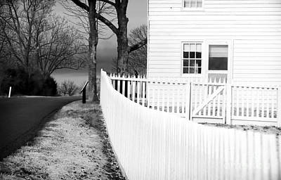 Gettysburg Photograph - Picket Fence by John Rizzuto
