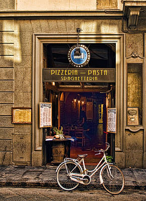 Pizza Photograph - Pickup Or Delivery by Mick Burkey