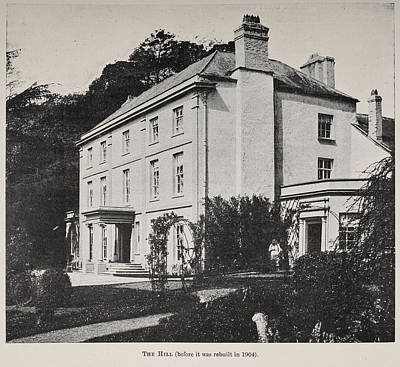 Picture Of Monmouthshire House Print by British Library