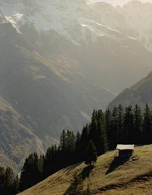 Picturesque Switzerland  Print by Marcio Faustino