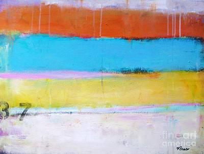 Painting - Pier 37 by Venus