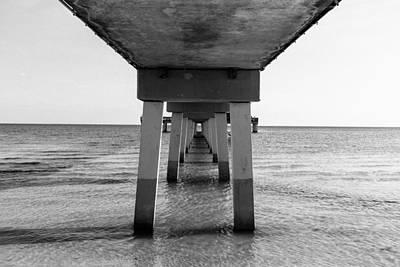 Photograph - Pier by Tony Boyajian