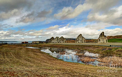 Golf Photograph - Pierce County Properties - Chambers Bay Golf Course by Chris Anderson