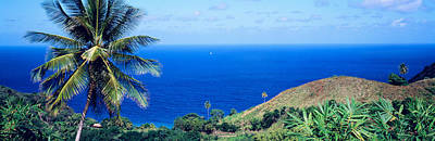 Pigeon Point Tobago Print by Panoramic Images