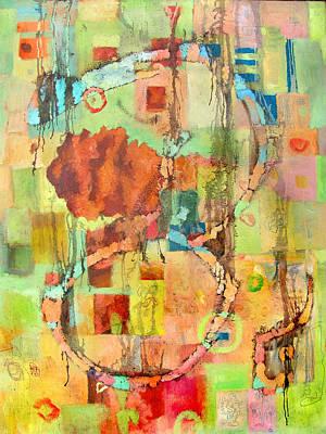 Pi Painting - Pinata by James Huntley