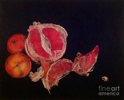 Pink Zest Original by Iya Carson