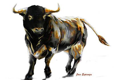 Pinto  Original by Jose Espinoza