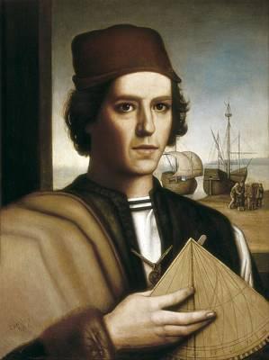 Pinzon, Vicente Y��ez  -1515. Painting Print by Everett