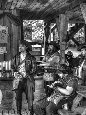Gun Photograph - Pirates Of The Caribbean V2 by John Straton