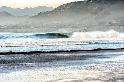 Surfing Photograph - Pismo Beach Series Nine by Josh Whalen