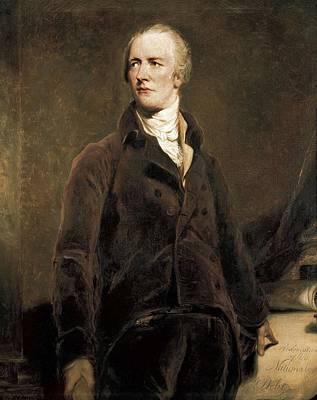 1759 Photograph - Pitt, Willian The Younger 1759-1806 by Everett