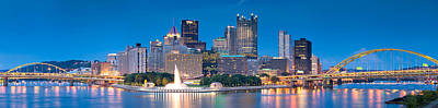 Sewickley Photograph - Pittsburgh New 2  by Emmanuel Panagiotakis