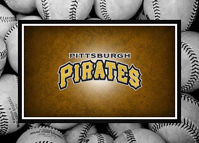 Pittsburgh Photograph - Pittsburgh Pirates by Joe Hamilton