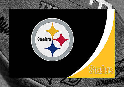 Steelers Photograph - Pittsburgh Steelers by Joe Hamilton