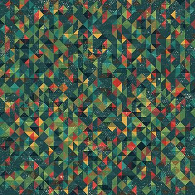 Pixel Print by Mike Taylor