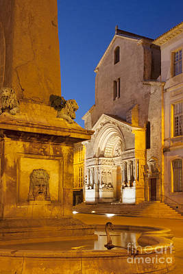 Place De La Republique Print by Brian Jannsen