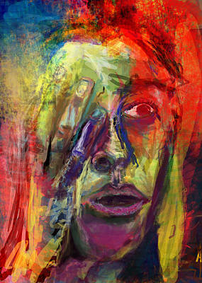 Disorder Digital Art - Plan Ab And C by James Thomas