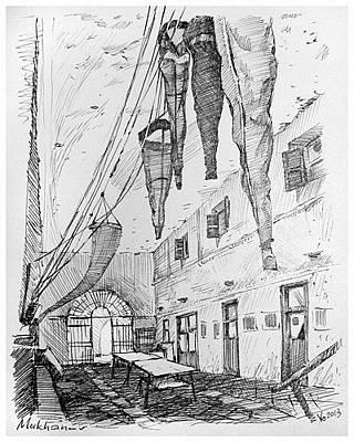 Plankton Nets Original by Vladimir Mukhanov